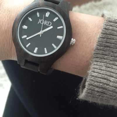 Winter Wardrobe & Wood Watches