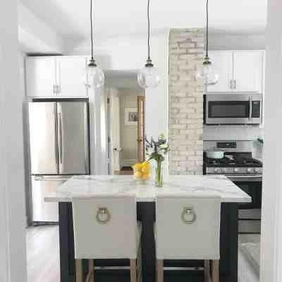 Before & After: Kitchen