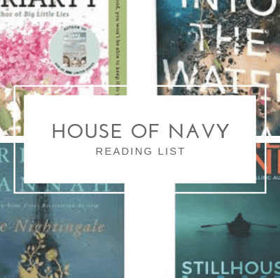 House of Navy Book List