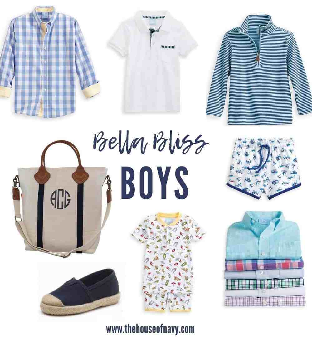 Preppy Boy Clothes: Top Summer Finds featured by top MI fashion blogger, House of Navy