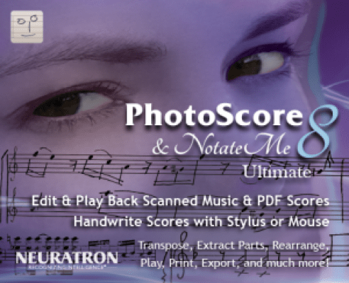 photoscore 8 portable