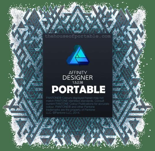 affinity designer portable