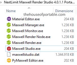 nextlimit maxwell studio 4.1.1 portable files