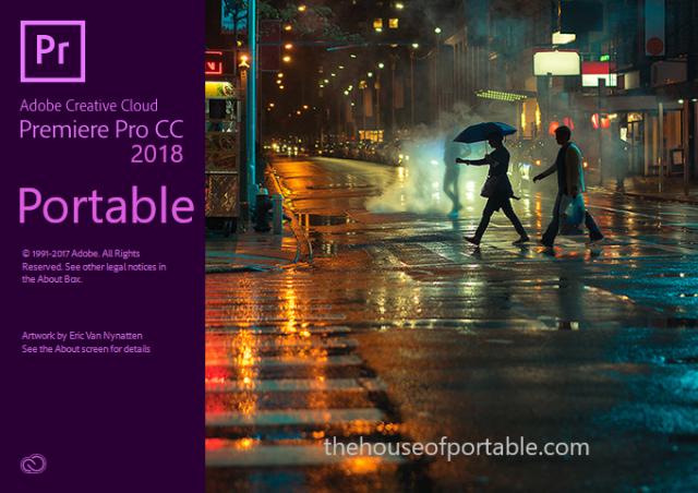 premiere pro 2018 portable