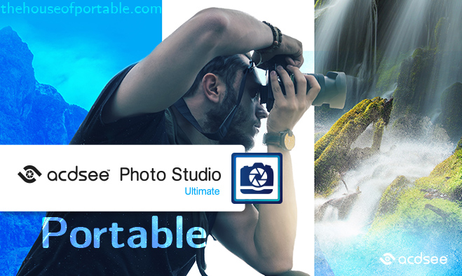 acdsee photo studio ultimate 2020 portable