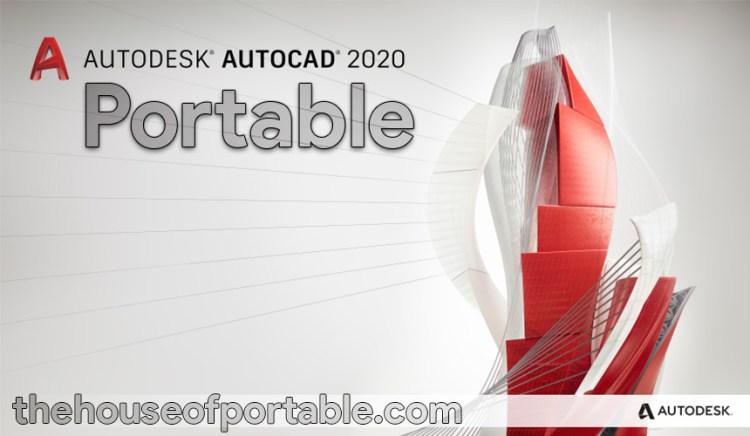 autocad 2020 portable