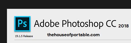 photoshop cc 2018 portable latest version