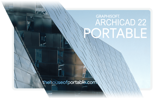 graphisoft archicad 22 portable