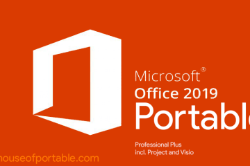 microsoft office 2019 portable