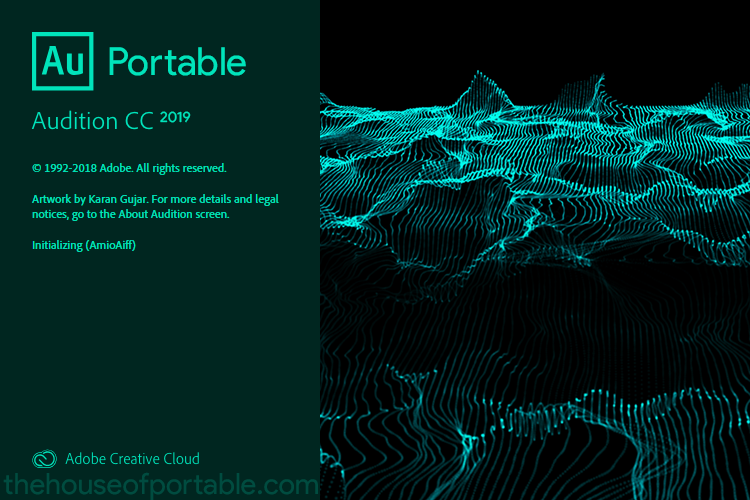 adobe audition cc 2019 portable