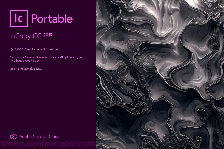 adobe incopy cc 2019 portable