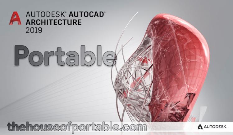 autodesk autocad architecture 2019 portable