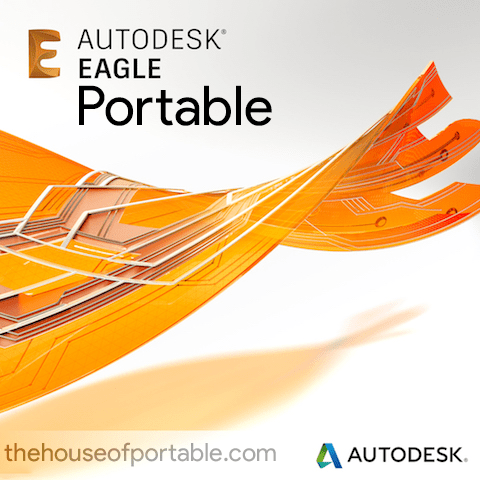 autodesk eagle premium 9 portable