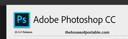 photoshop cc 2019 portable version details