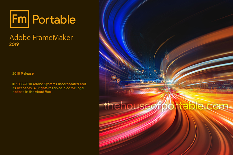 adobe framemaker 2019 portable