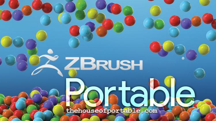 zbrush 2020 portable