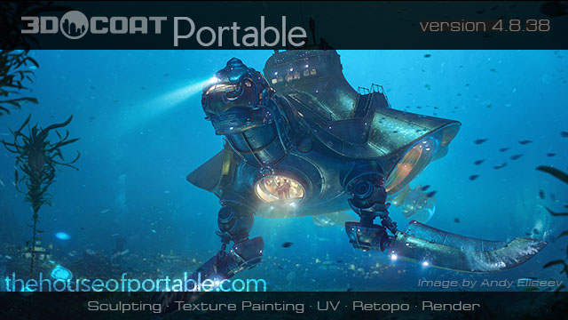 3dcoat-portable