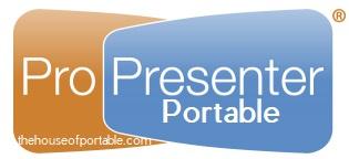 ProPresenter 6 0 3 8 Portable - The House of Portable