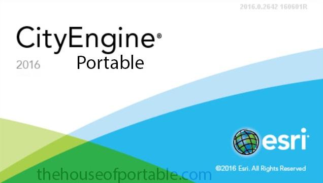esri cityengine portable
