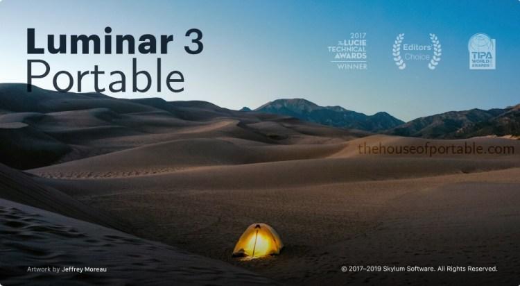 luminar 3 portable