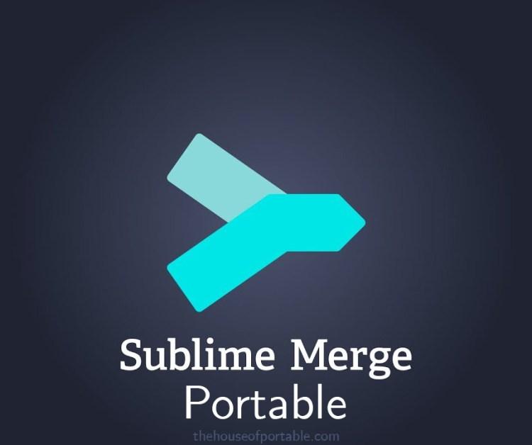 sublime merge portable