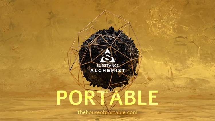 substance alchemist 2019 portable