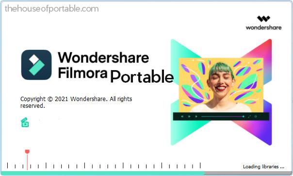wondershare filmora x portable