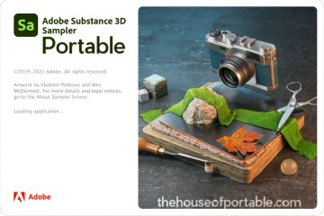 adobe substance 3d sampler portable