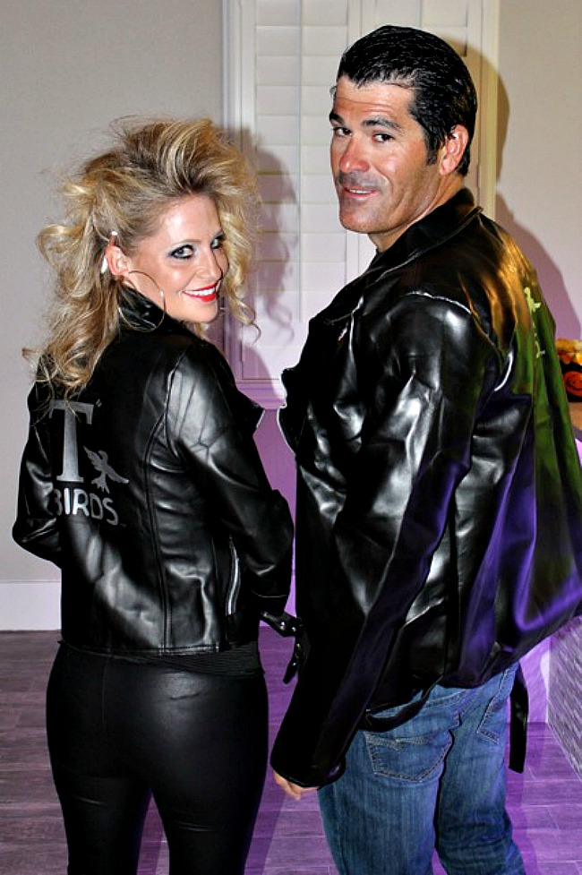 danny and sandy costume grease halloween awesome halloween costumes the house of silver lining