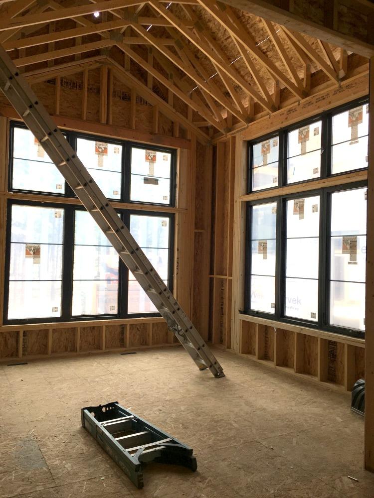 andersen kitchen windows round black table the-forest-modern-andersen-100-series-black-finish-windows ...