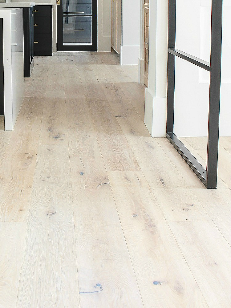 The Forest Modern Our Aged French Oak Hardwood Floors