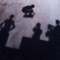 189: The House of Tom: Tom Groholski Frontside shadow 1986, NJ