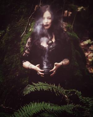 ladymoonamore moon goddes magic apothecary the house of twigs