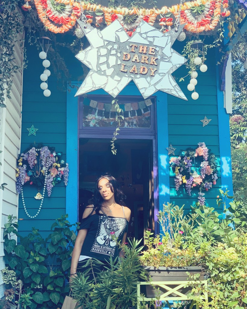 Michelle Root New Orleans Louisiana Teh House of Twigs Hoodoo Vodou withcraft practice