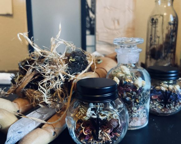 Roma Magick Heathen Spell Magick Healing Self-Care