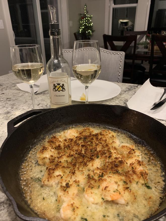 Perfect wine to accompany dinner each night in Costco's Wine Advent Calendar