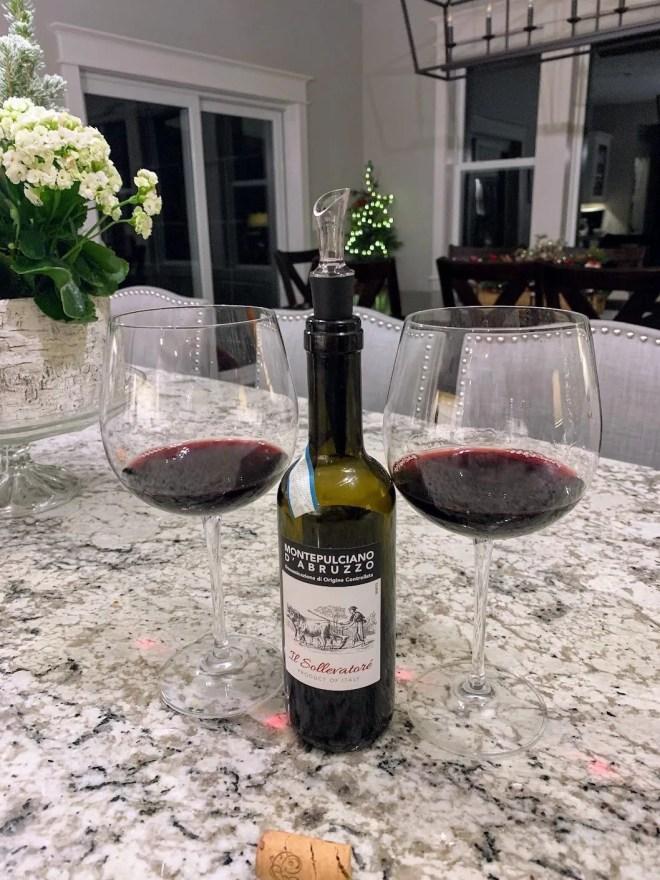 Half sized bottles in Costco's Wine Advent Calendar