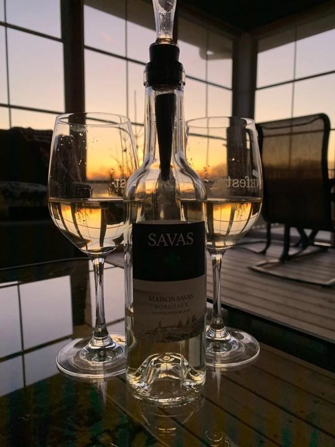 Sauvignon Blanc from Bordeaux in Costco's Wine Advent Calendar