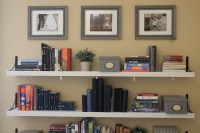 Ikea Hack: Lack Shelves