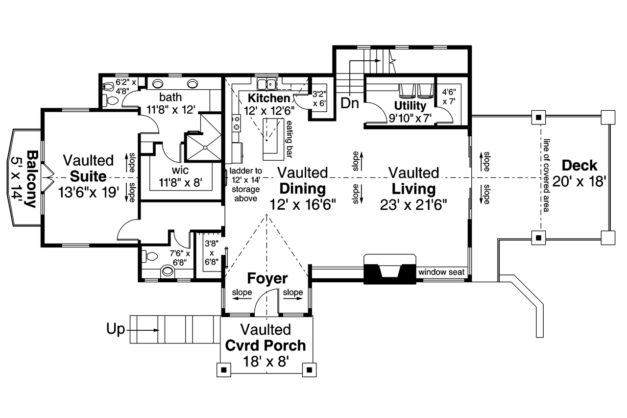 Stonegate 51484 The House Plan Company