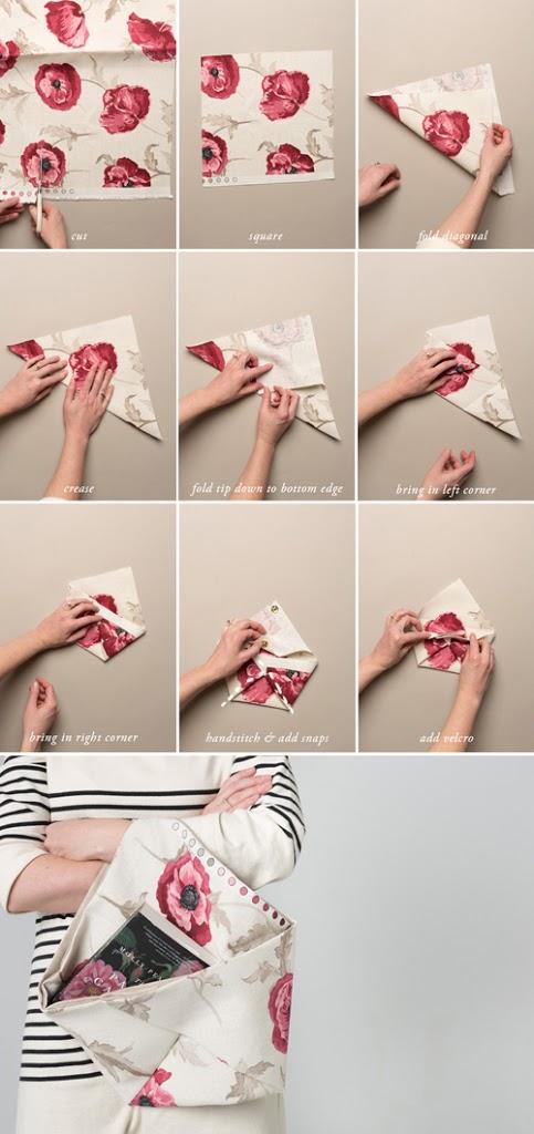 Origami Paper Bag Instructions