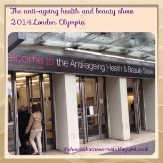 The anti-ageing health and beauty show 2014