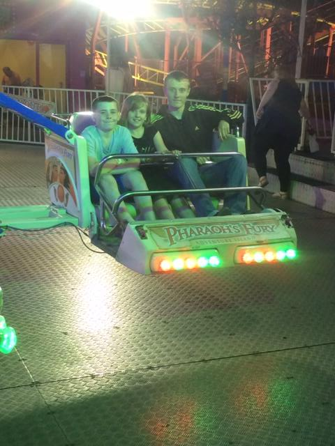 Fun at southend