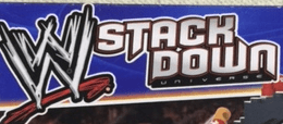 WWE StackDown Toys Universe