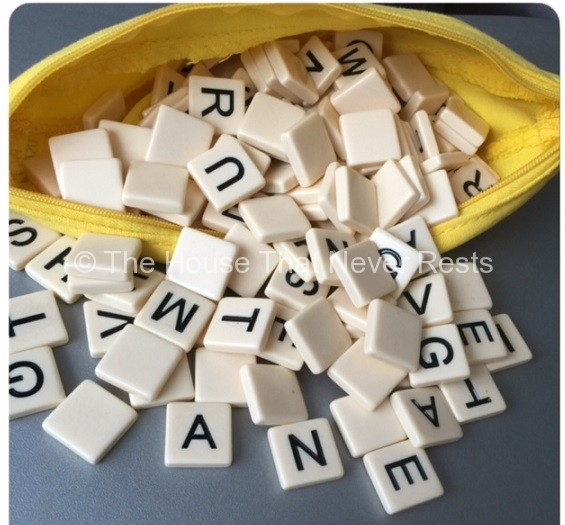 Going Bananas with Bananagrams