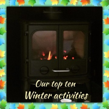 our top ten winter activities