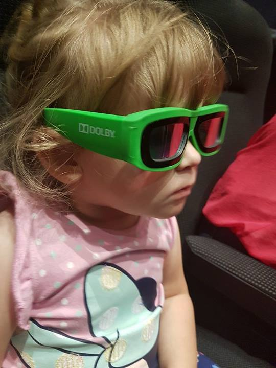 finding dory 3d movie