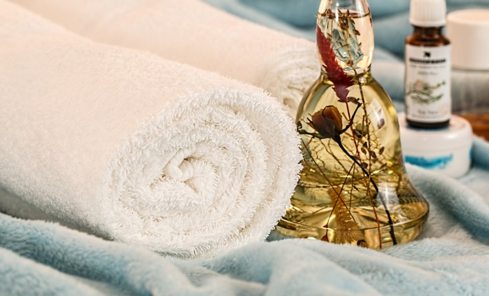 Create your own home spa in 6 simple steps