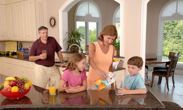House Hacks For A Family Friendly Kitchen