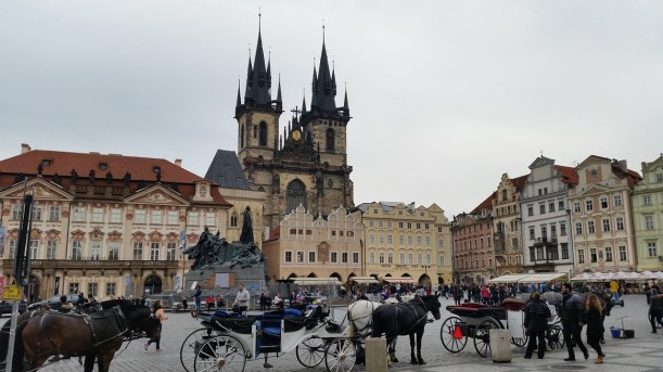First Time Visitors To Prague